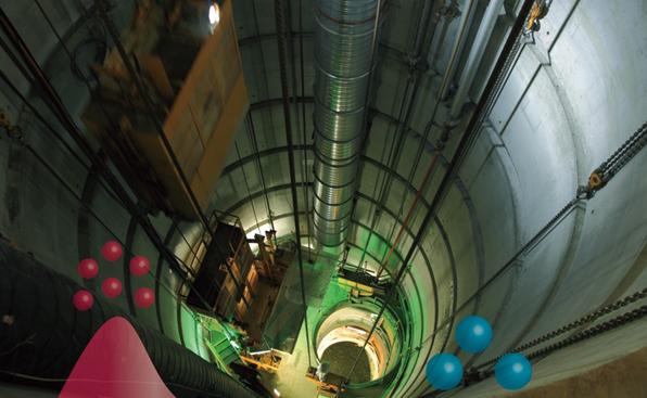 深部地下環境における<br>フィールド研究