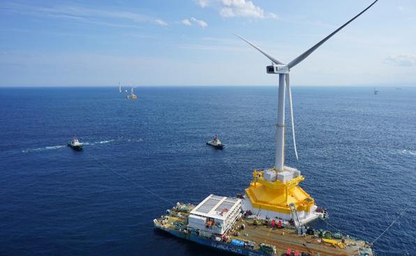 海洋のポテンシャルを利用した持続可能社会構築